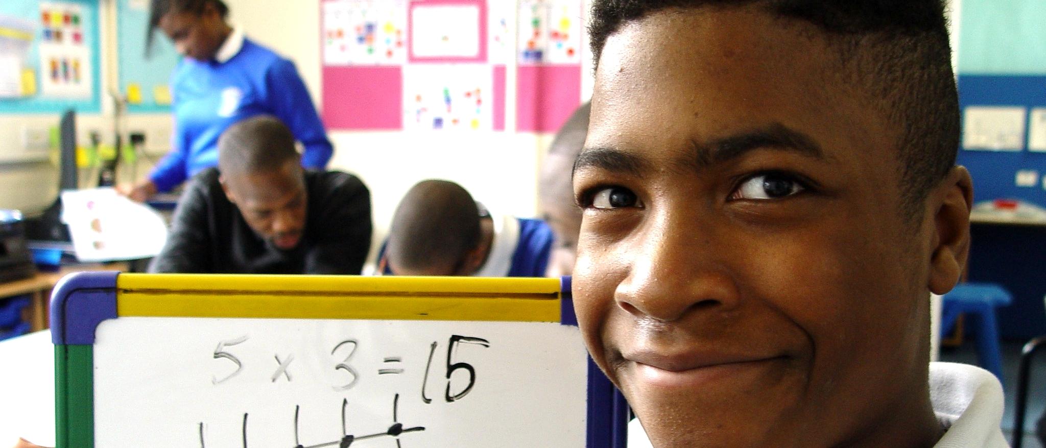 Class 10M Maths Multiplication