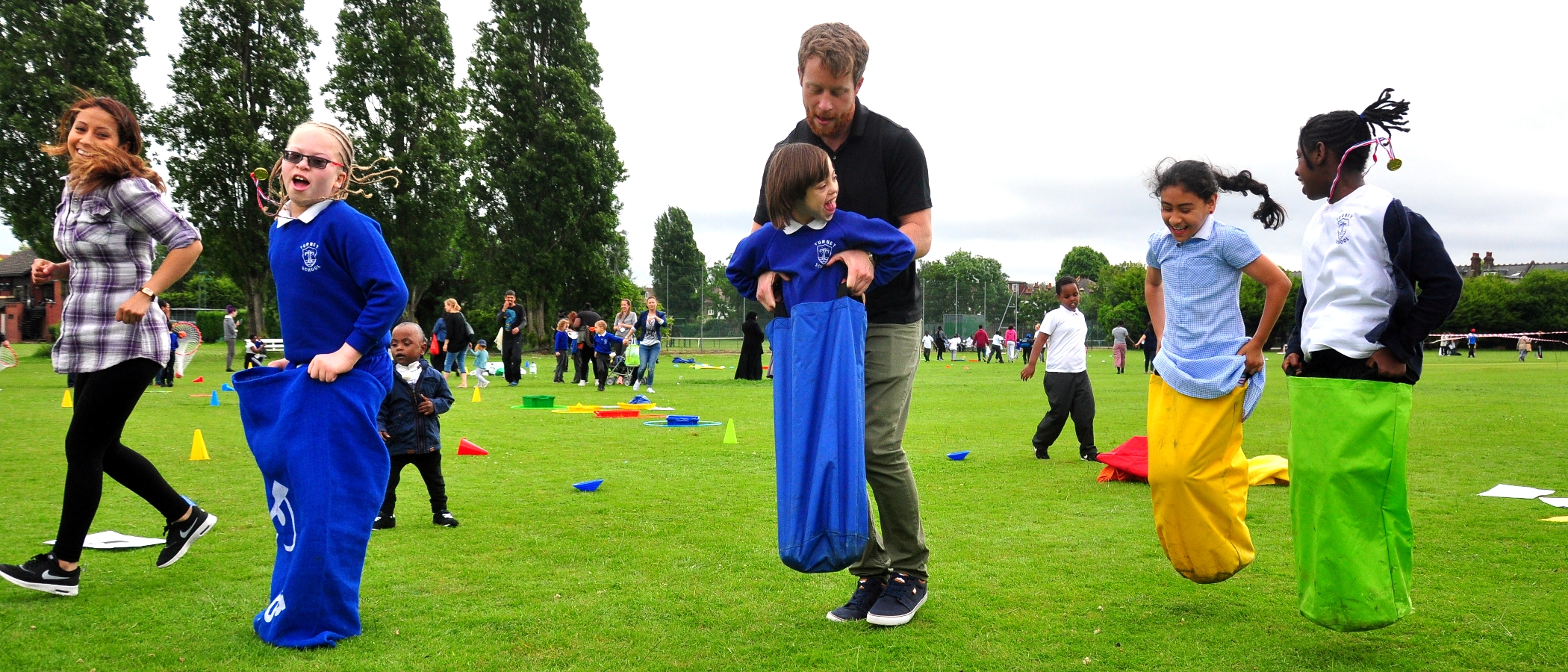 Turney School Sports Day Gallery