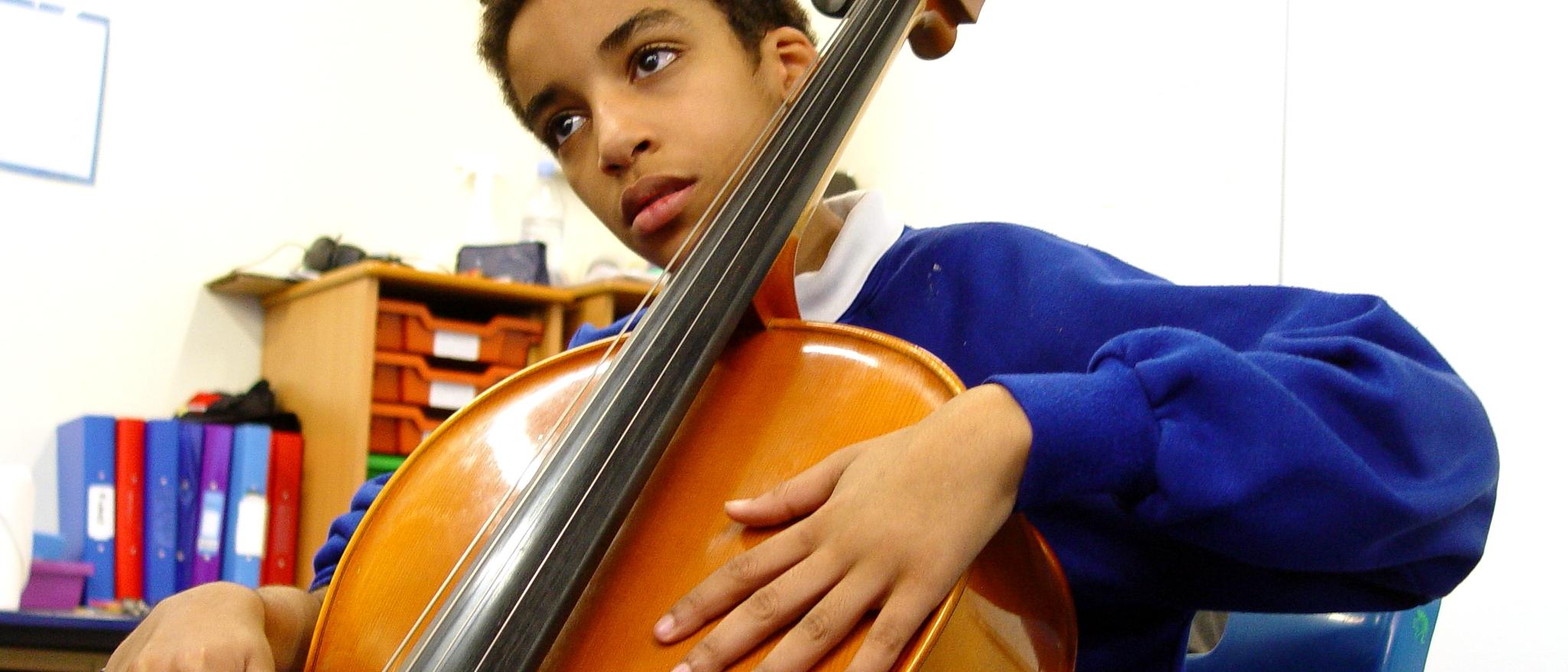 Class 7M Explore the Cello