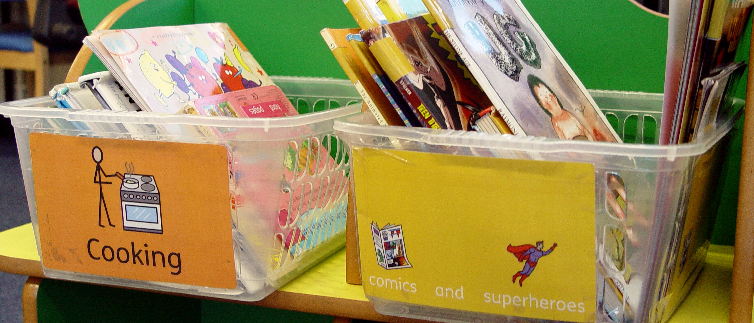 School & Home Communication Books