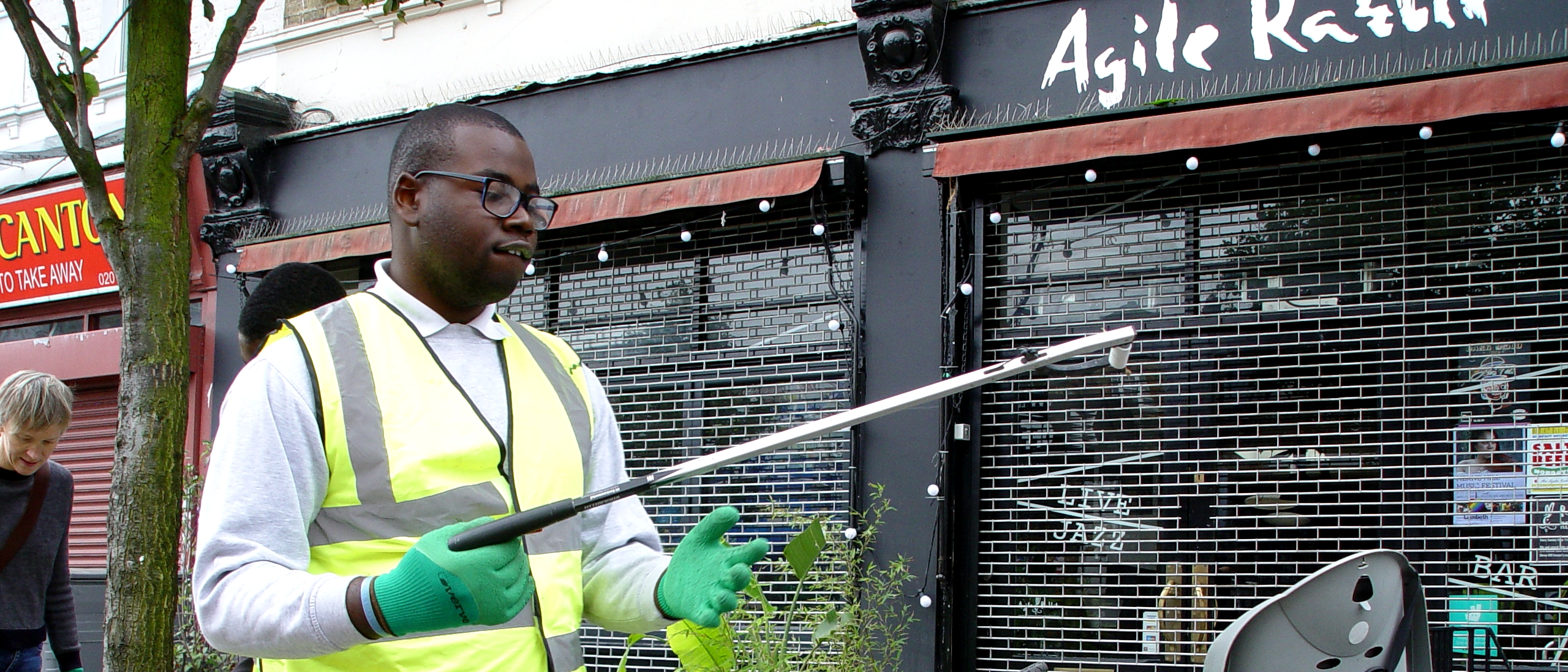 Year 14 Herne Hill Work Experience
