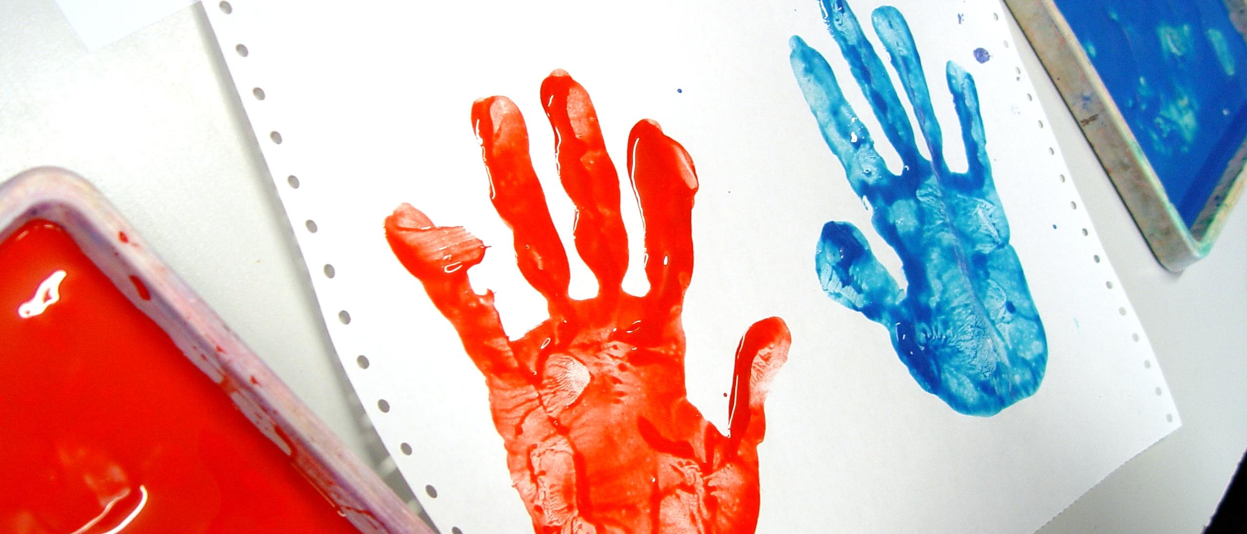 Class 8AV Art Colours
