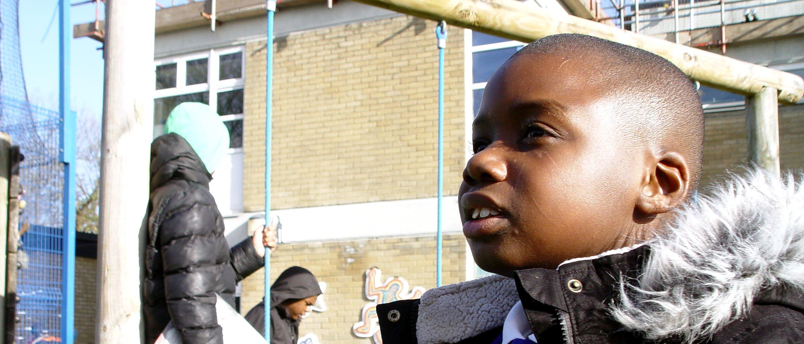 Secondary Playground Photos